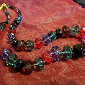 Joan Rivers Graduating Bead Necklace